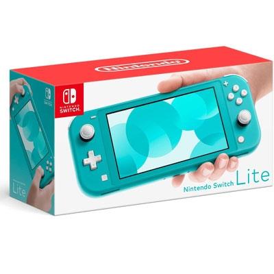 Nintendo SwitchLite Turquoise