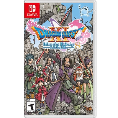 Dragon Quest XI S NSW