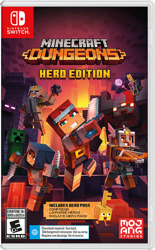Minecraft Dungeons Hero ED NSW