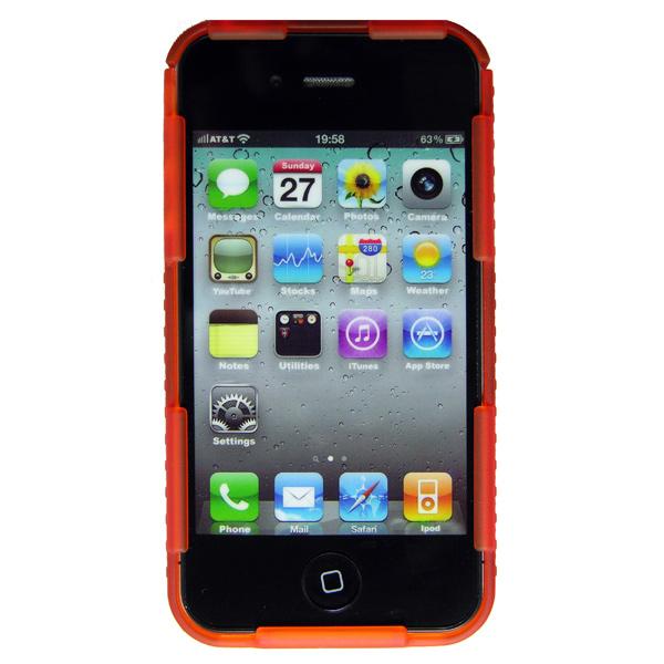 Connect Case, Translucent Orange