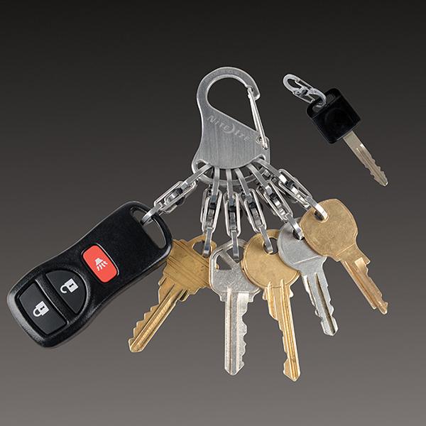 KeyRack Locker, Stainless