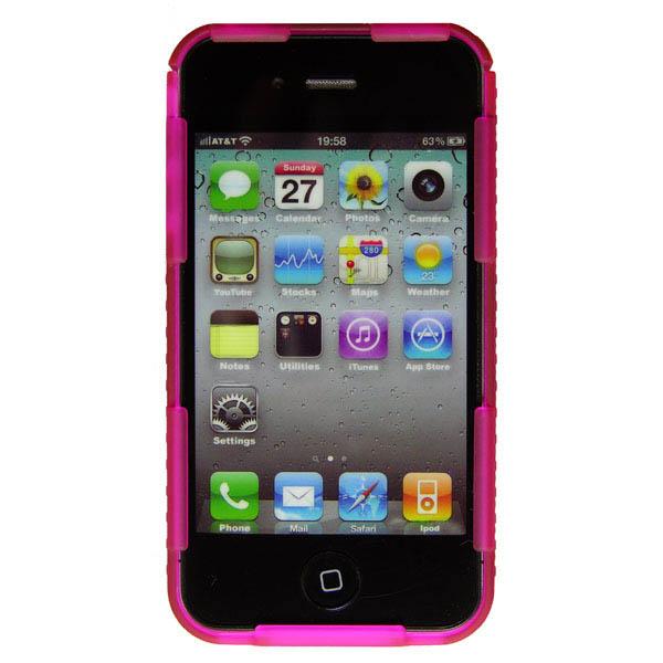 Connect Case, Translucent Pink