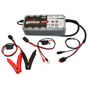 Battery Charger 26000 mA, 12V or 24V