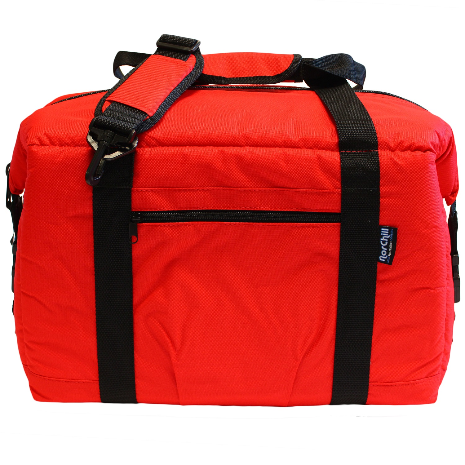 NorChill 48 Can Cooler Bag - BigChill - Red