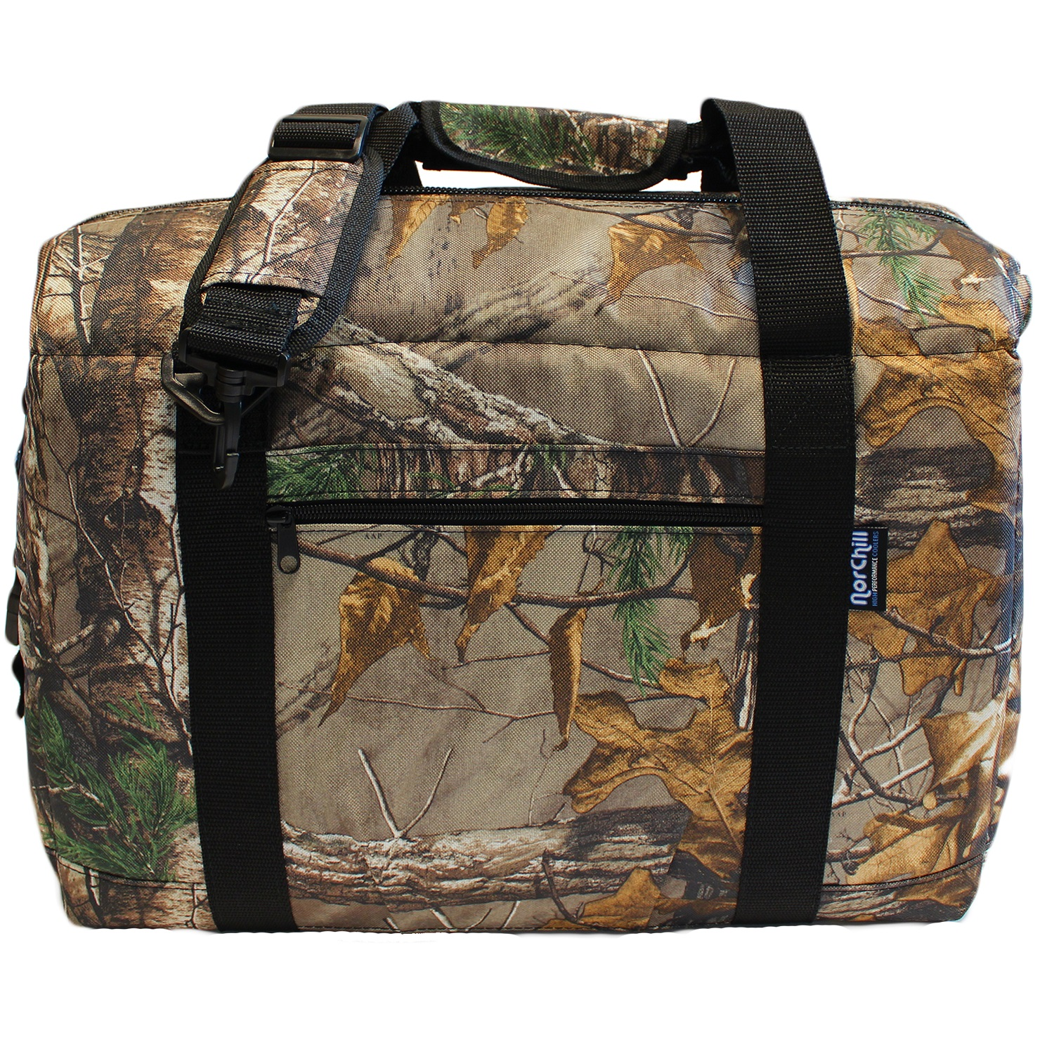 NorChill 48 Can Cooler Bag - Realtree Xtra