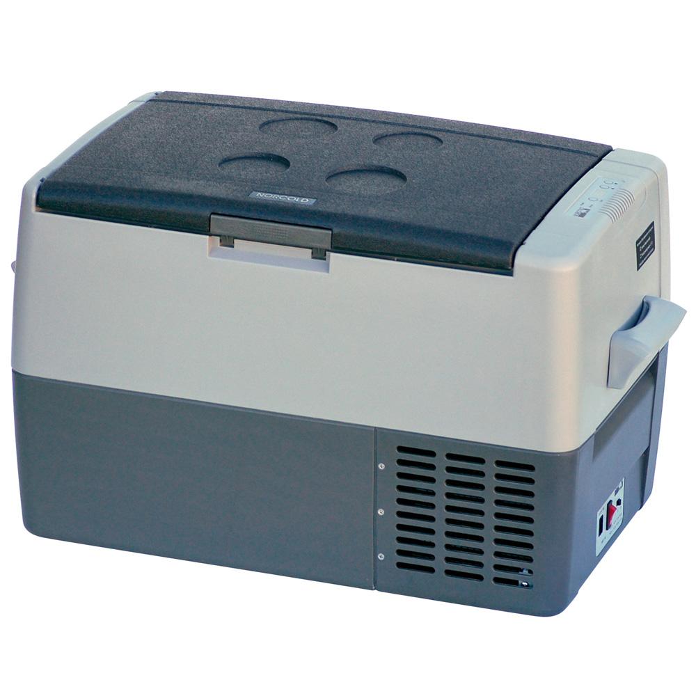 Norcold Portable Refrigerator/Freezer - 64 Can Capacity - 12VDC
