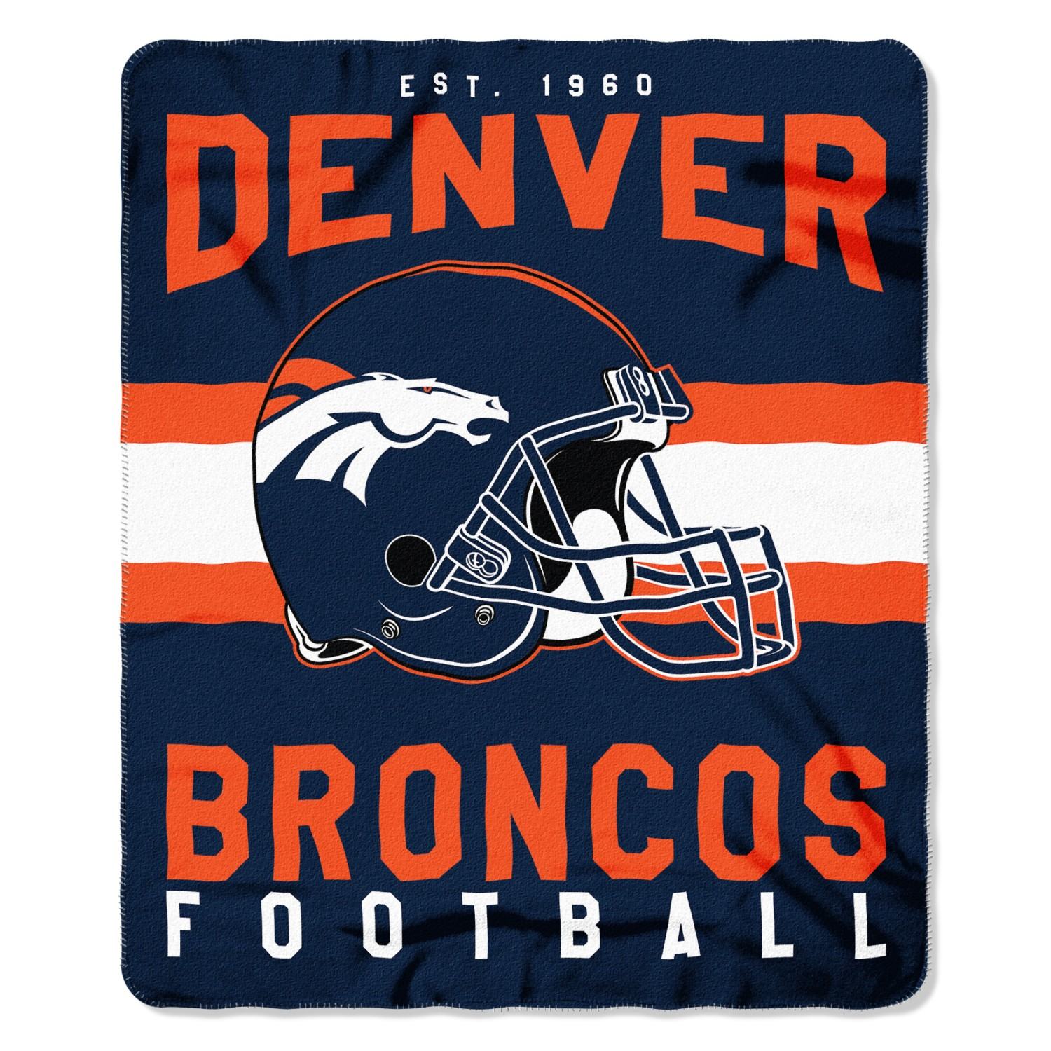 Denver Broncos Singular Fleece