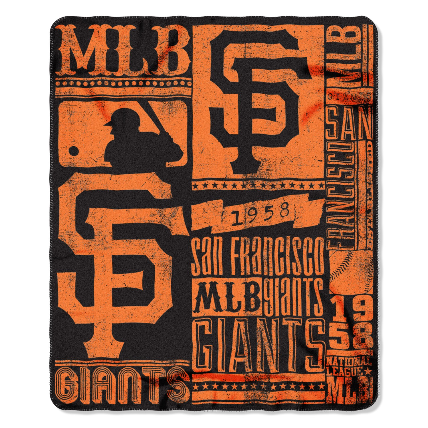 San Francisco Giants Strength Fleece