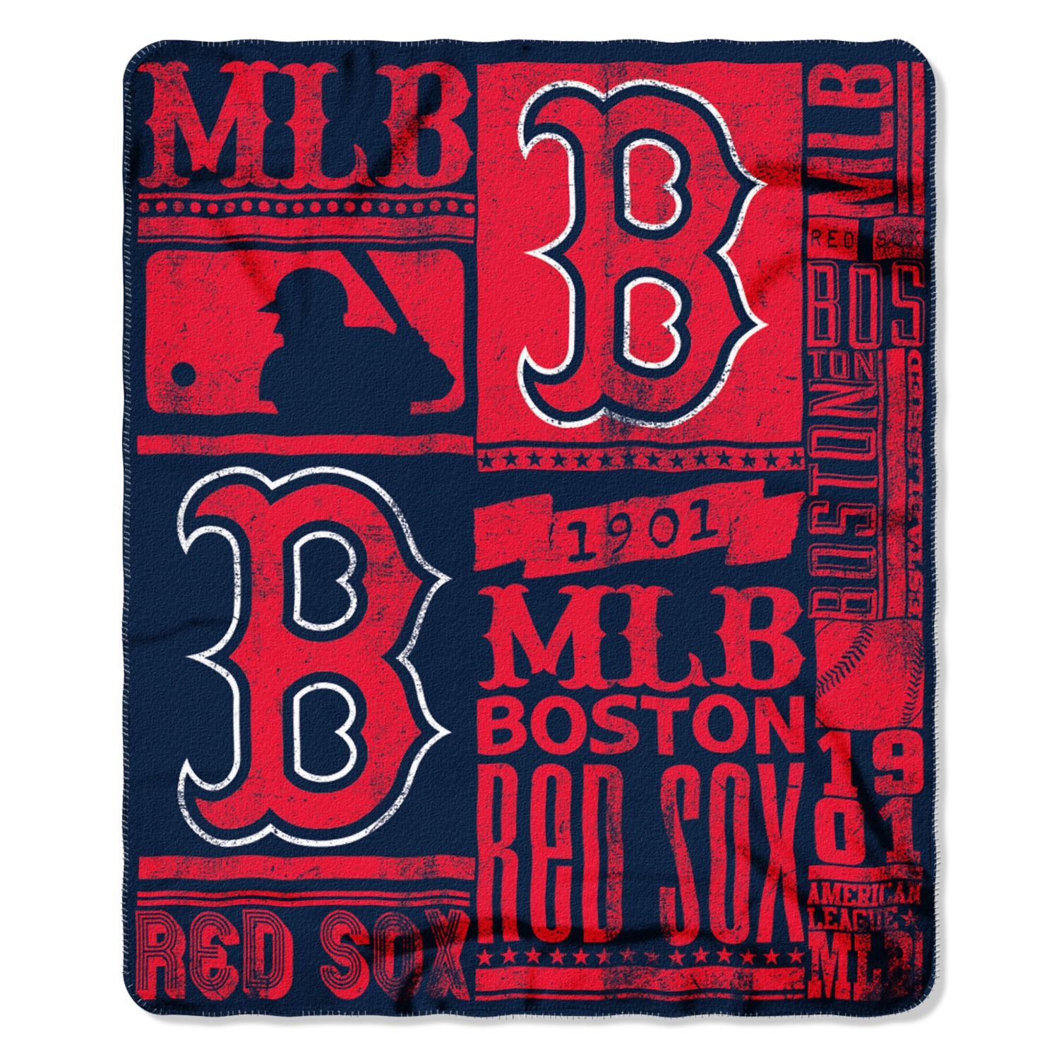 Boston Red Sox Strength Fleece