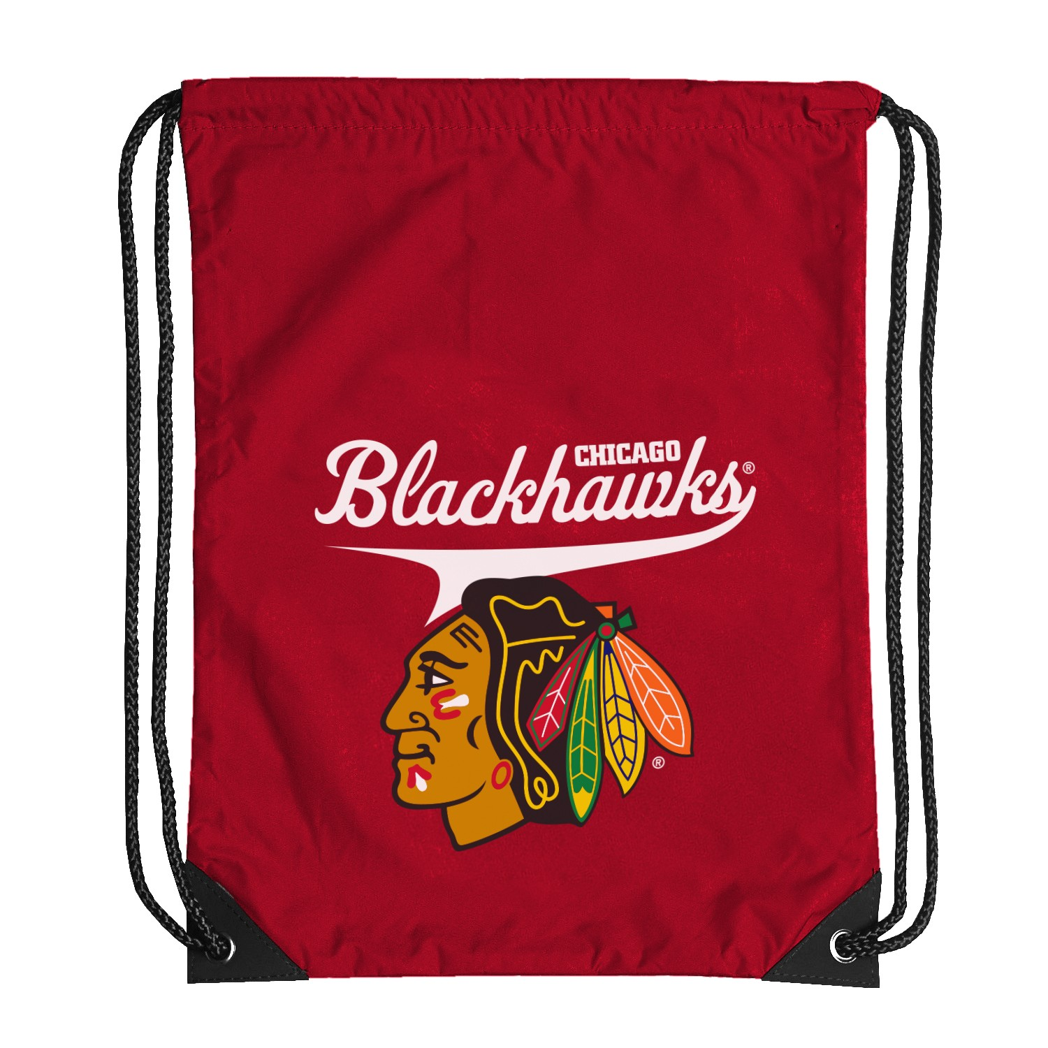Chicago Blackhawks Spirit Backsack