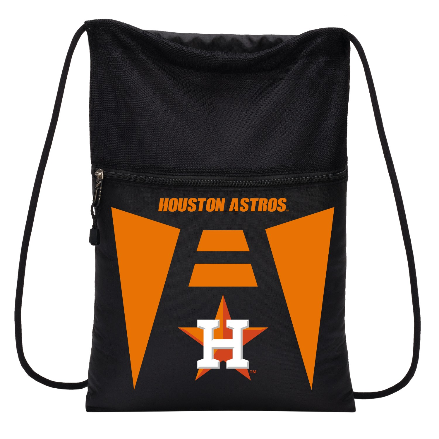 Houston Astros Team Tech Backsack