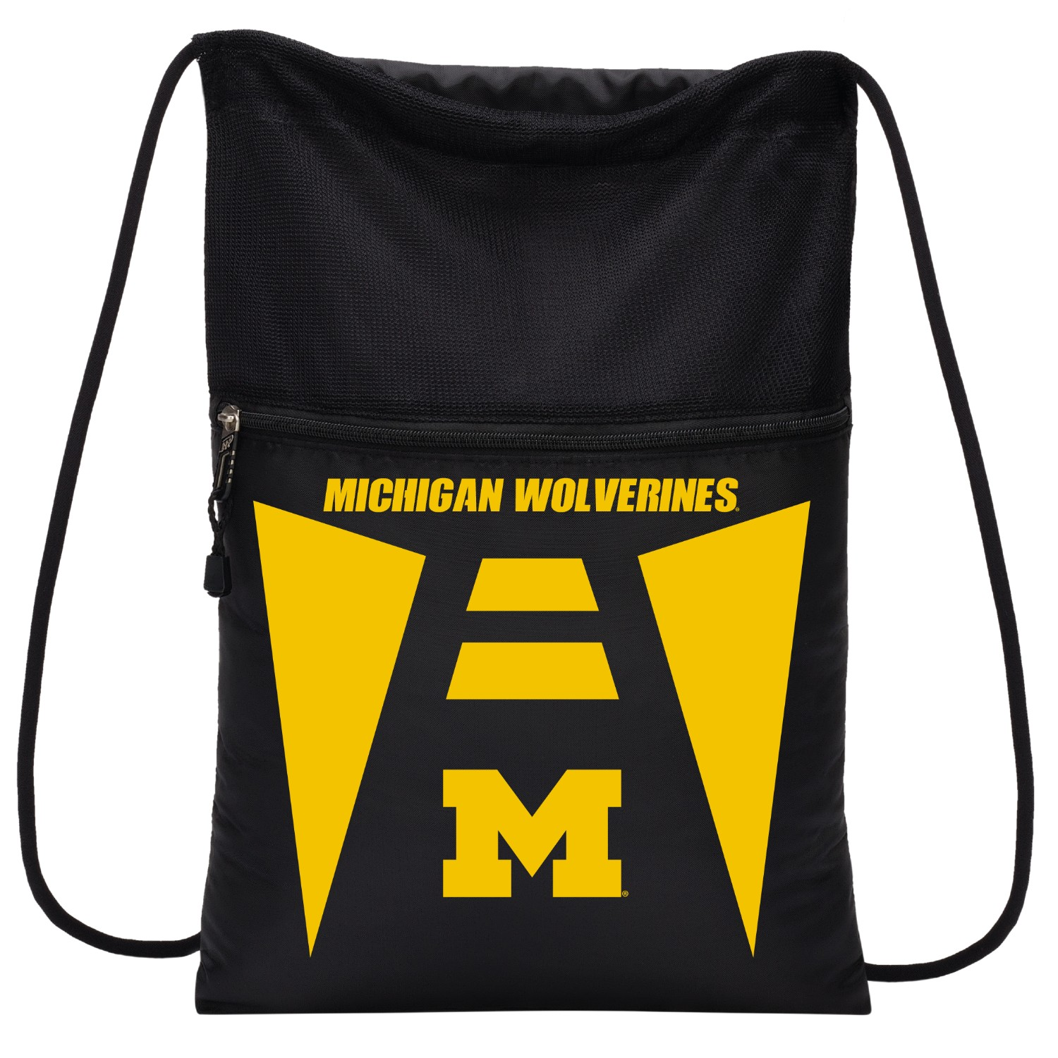 Michigan Wolverines Team Tech Backsack