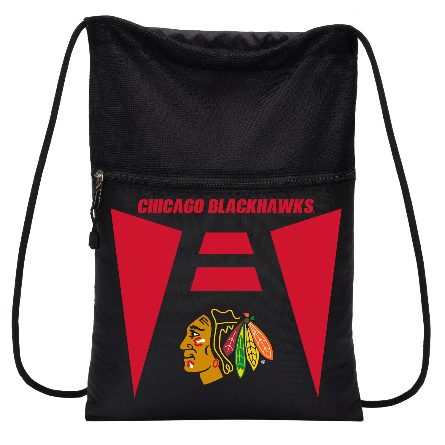 Chicago Blackhawks Team Tech Backsack