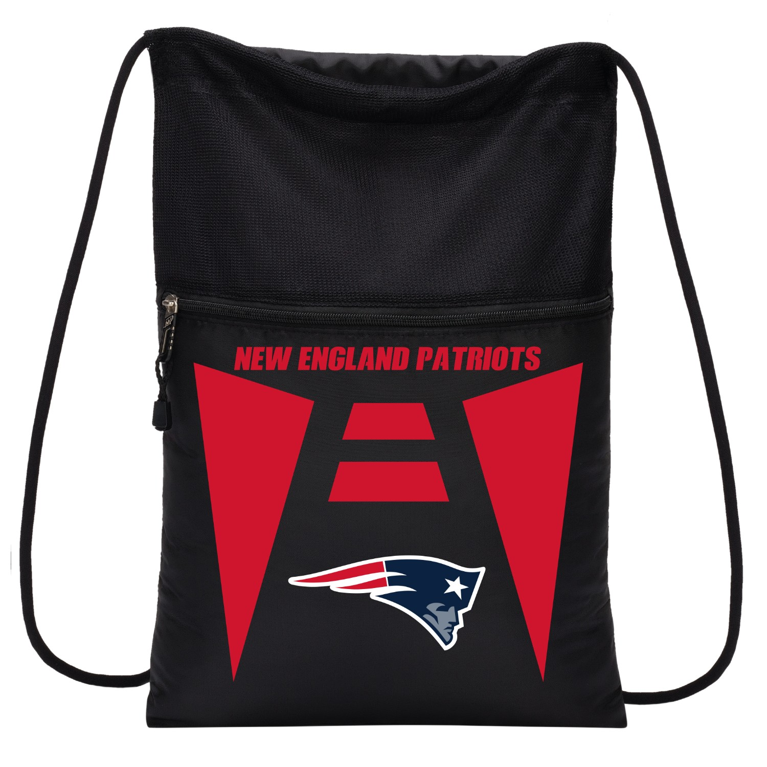 New England Patriots Team Tech Backsack