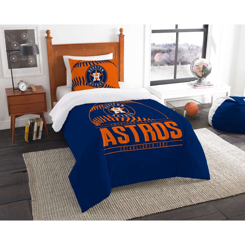 Houston Astros Twin Comforter Set