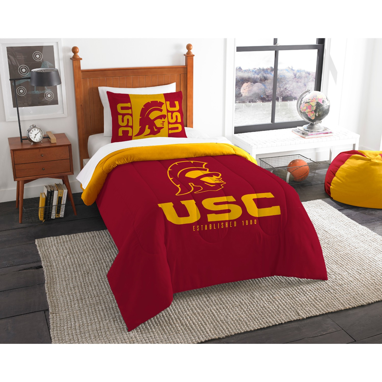 USC Trojans Twin Comforter Set