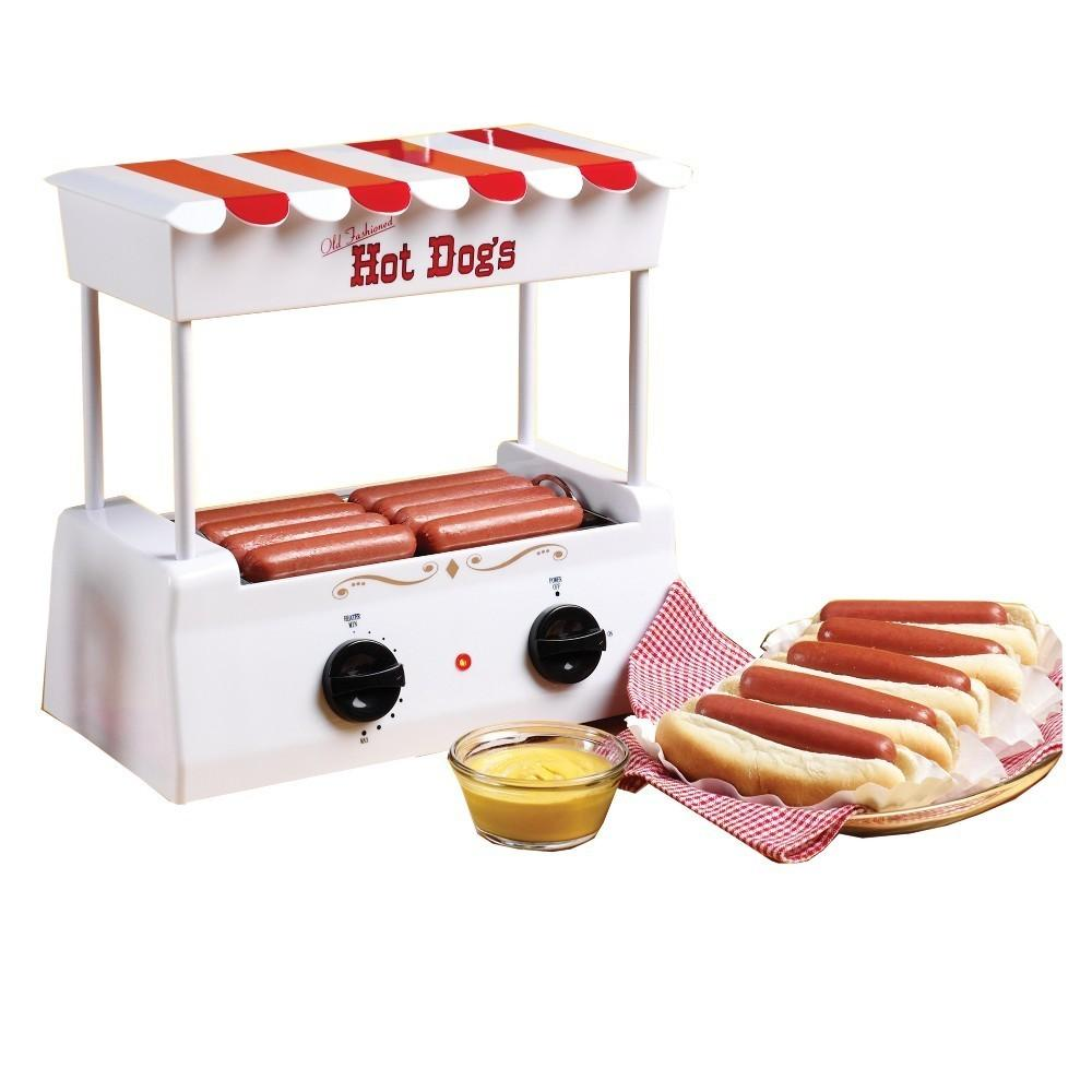 Nostalgia Old Fashioned Hot Dog Roller