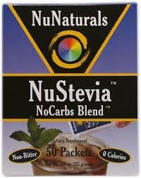 Nustevia No Carbs Blend ( 6 - 50 CT )