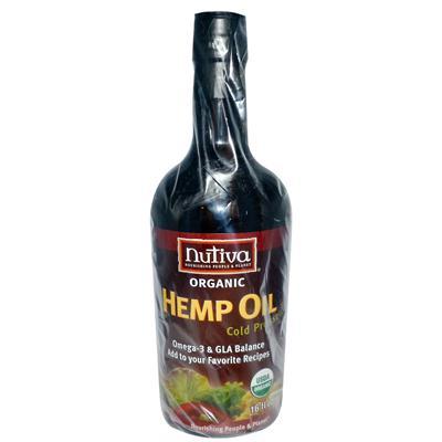 Nutiva Hempseed Oil ( 1x16 Oz)