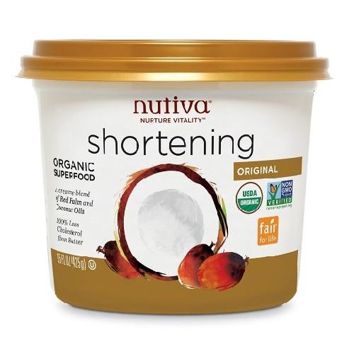 Nutiva Nutiva Red Palm Shortening Organic Superfood (6X15 OZ)