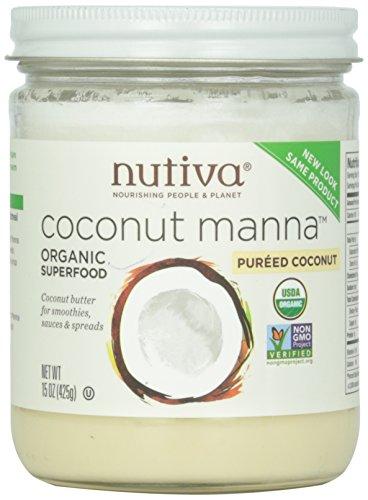 Organic Manna - Coconut ( 6 - 15 OZ )