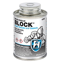BLOCK PUTTY 1/4PT