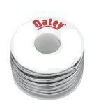 Oatey 50194 Rosin Core Solder, Solid, Silver