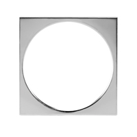 TILE RING 4.25 SQUARE SS