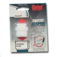 Oatey 33444 Faucet Hose Adapter, For Use With Clog Buster