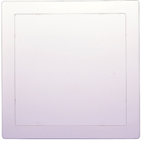 Oatey 34056 Access Panel, 14 in H x 14 in W, High Impact ABS, White