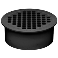 Oatey 43560 Snap-In Drain, 2 in