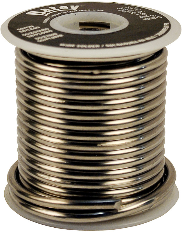 20015 1#50/50 Solid Wire Solder
