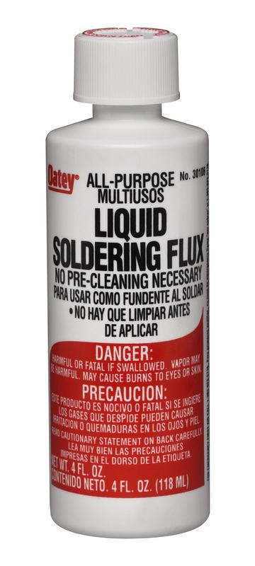 30106 4Oz #11 LIQUID FLUX
