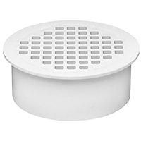 43569 4 IN. SNAP-N DRAIN STRAINER