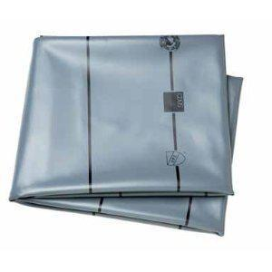 5X6 Gray Shower Pan Liner