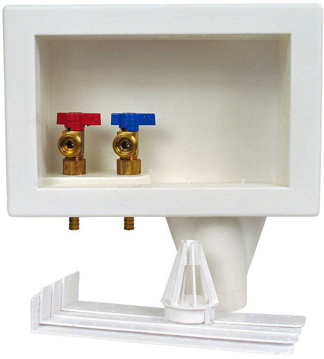 38633 1/4 TRN WASH MACHINE BOX