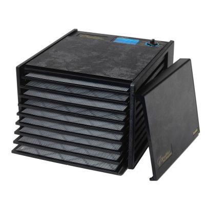 EXCALIBUR 2900ECB BLACK NON TIMER 9 TRAY DEHYDRATOR GIVES YOU