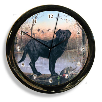 CALIFORNIA CLOCK 40707 ONE DOWN CLOCK BY DESIGNER RALPH J