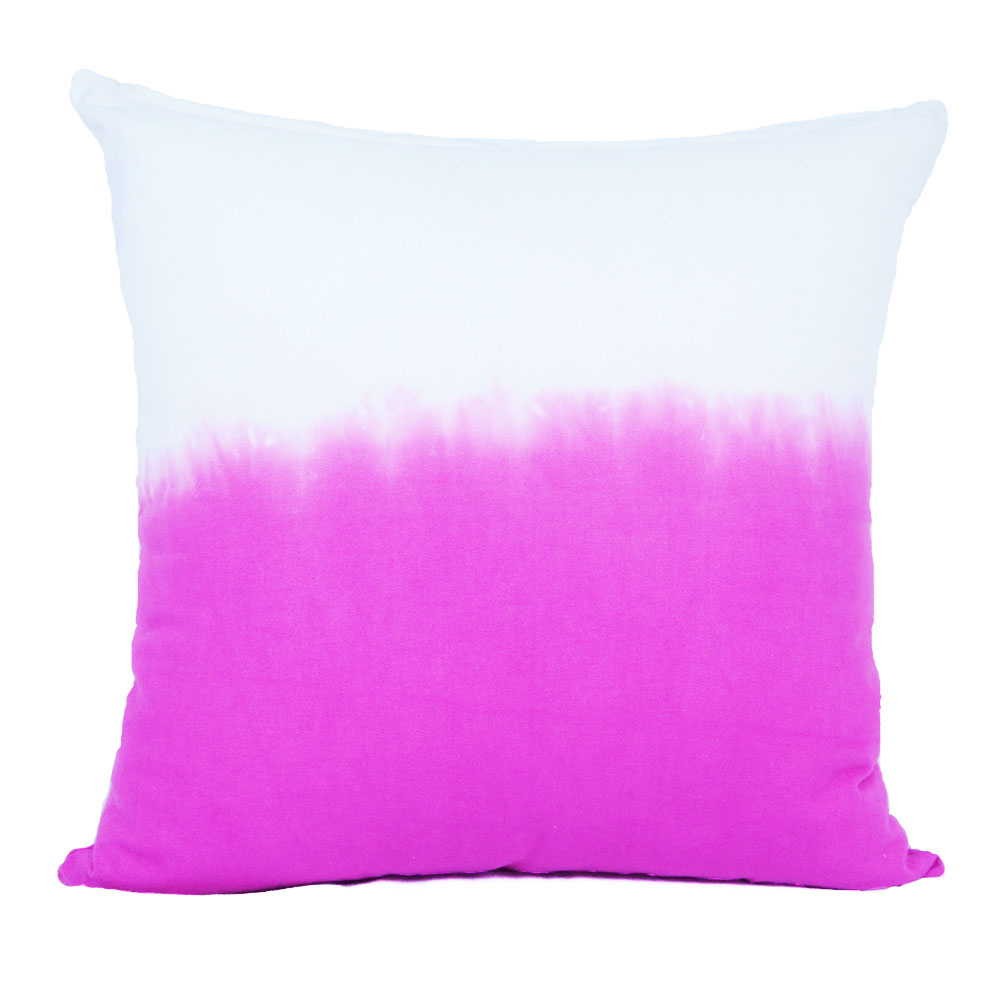 Calyz Ggpcal0042 Pink Ombre Square Pillow