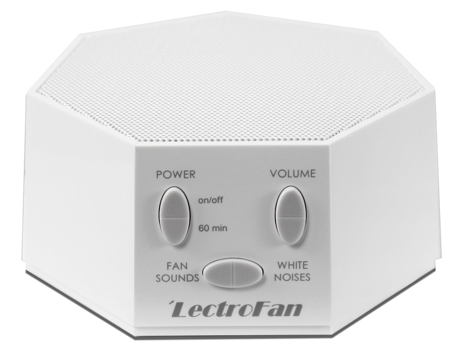 LECTROFAN ASM1007WR WHITE FAN SOUND AND WHITE NOISE MACHINE