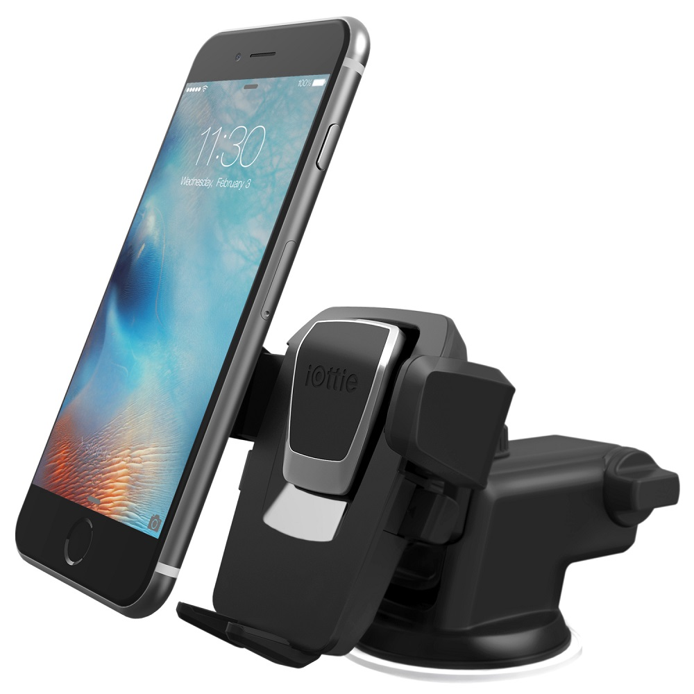 IOTTIE HLCRIO120 EASY ONE TOUCH CAR & DESK MOUNT HOLDER FOR