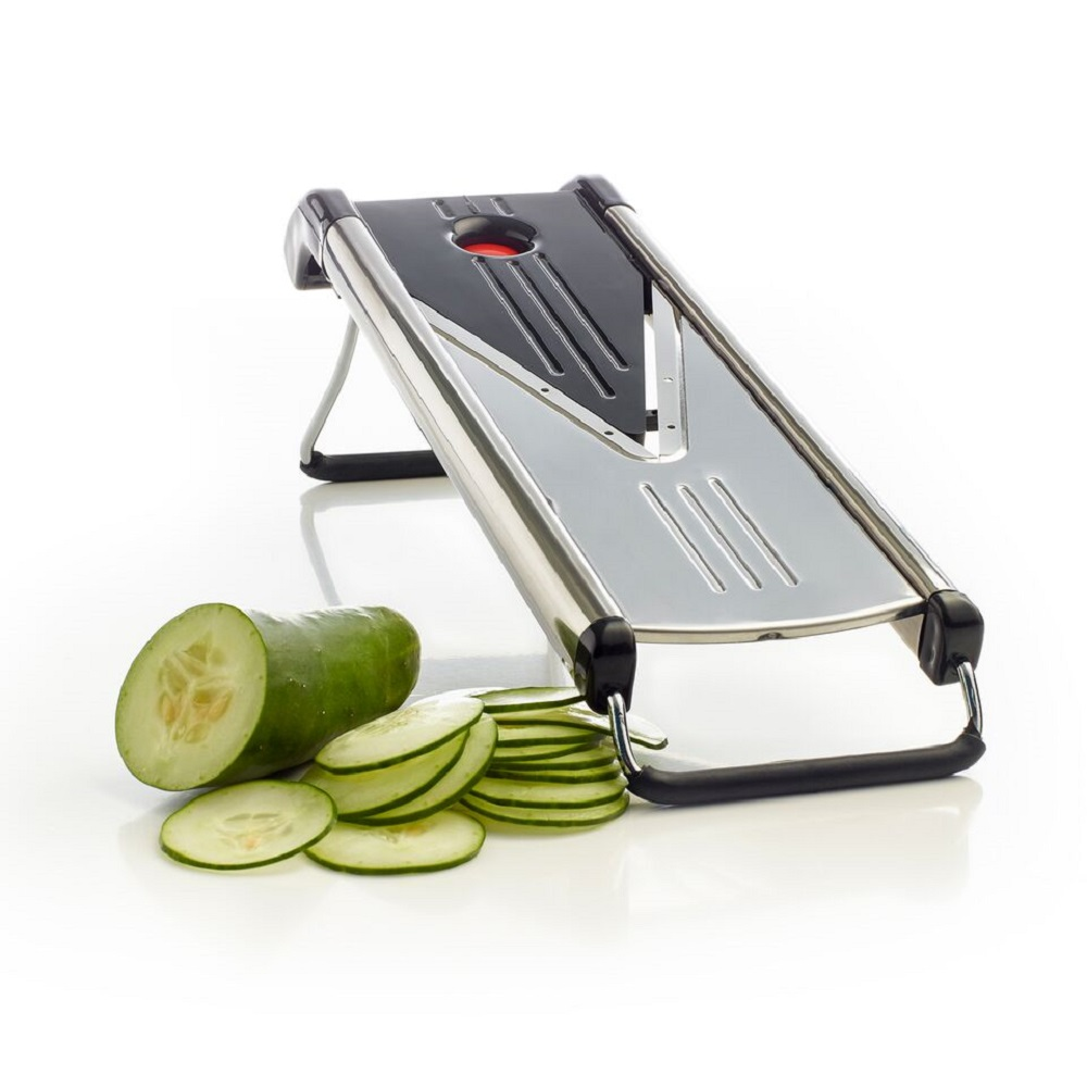 EXCALIBUR EMVS V FOOD SLICER BUILTIN PUSHER BLADE STORAGE