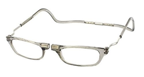 CLIC Smoke XXL150 SMOKE READING GLASSES XXL150 EXPANDABLE