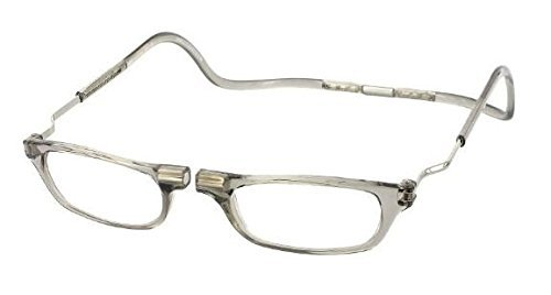 CLIC Smoke XXL175 SMOKE READING GLASSES XXL175 EXPANDABLE