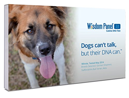 WISDOM PANEL 07639 BREED 3.0 DNA IDENTIFICATION KIT COVERS