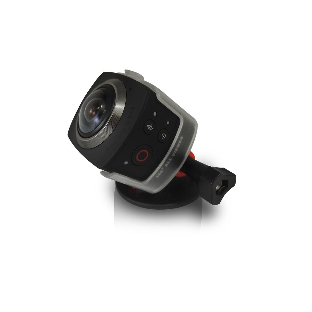 AXESS CS3607GY GREY 1080p 360 DEGREE ACTION CAM