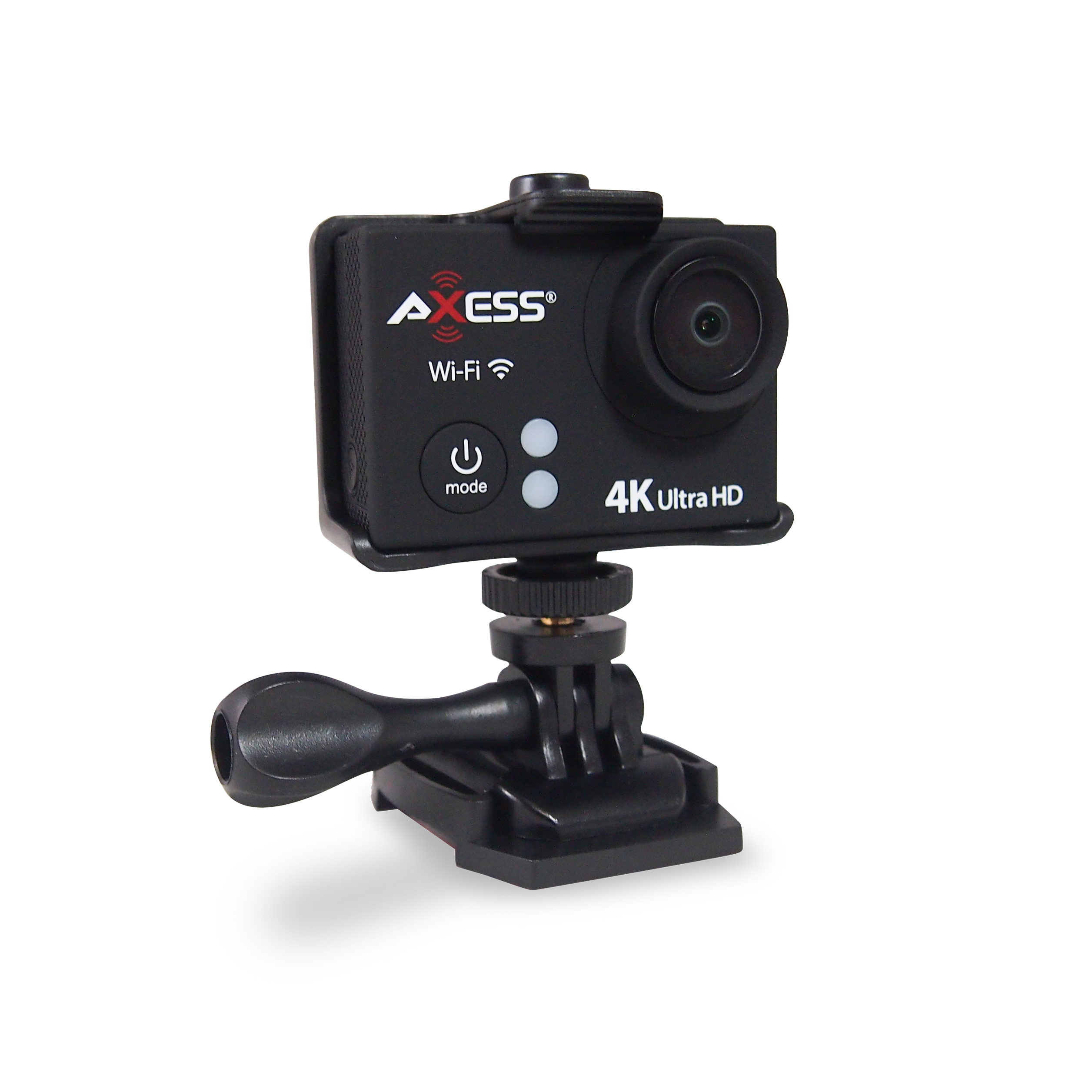 AXESS CS3609BK BLACK 4K ULTRA HD ACTION CAM