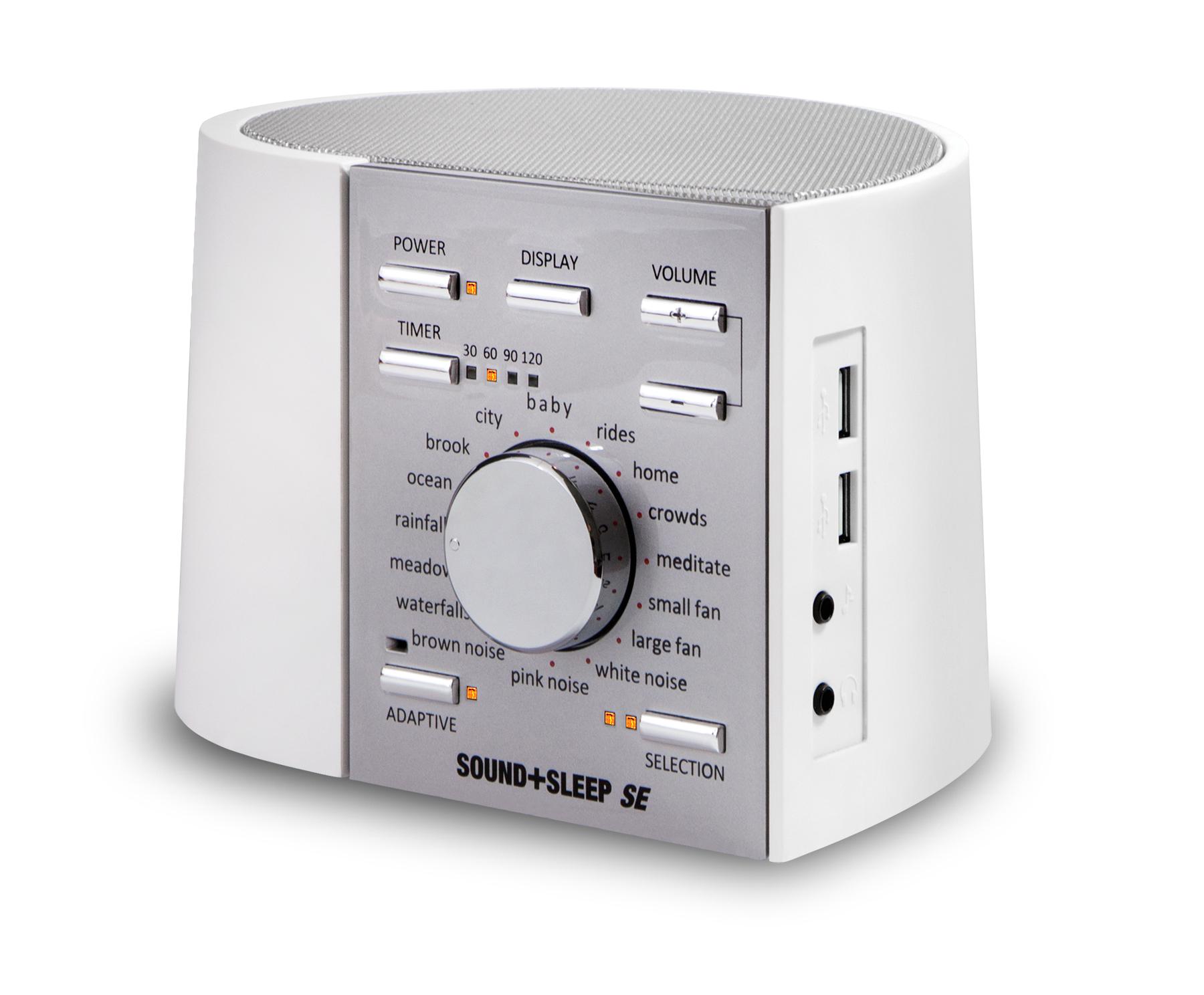 SOUND + SLEEP ASM1005 SOUND SLEEP THERAPY SYSTEM
