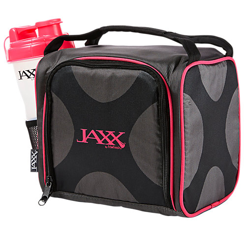 FIT & FRESH 944FFJX232C PINK JAXX PORTION CONTROL CONTAINERS