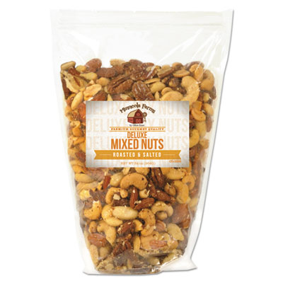 All Tyme Favorite Nuts, Deluxe Nut Mix, 34 oz Bag
